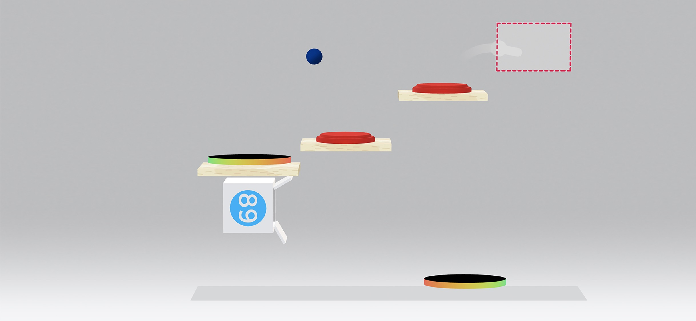 Screenshot do app Trick Shot