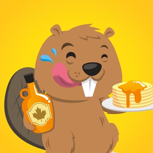 Beavers Stickers