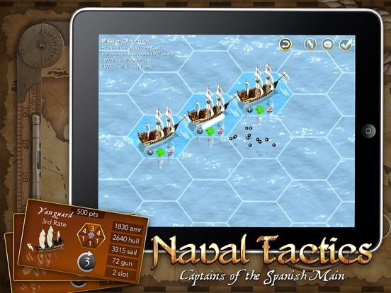 Screenshot #1 for Naval Tactics