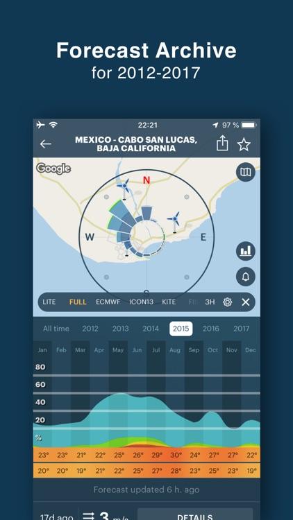 WINDY PRO: wind forecast app screenshot-3