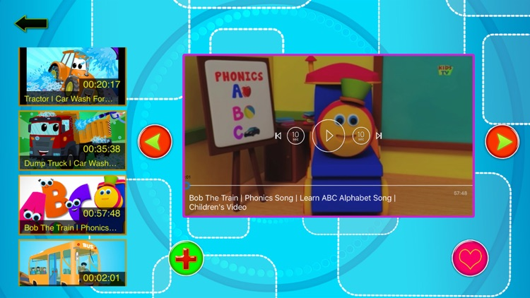 Nursery Rhymes World for Kids screenshot-8