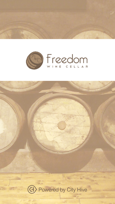 Freedom Wine Cellar screenshot one
