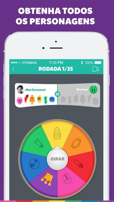 Screenshot for Perguntados in Portugal App Store