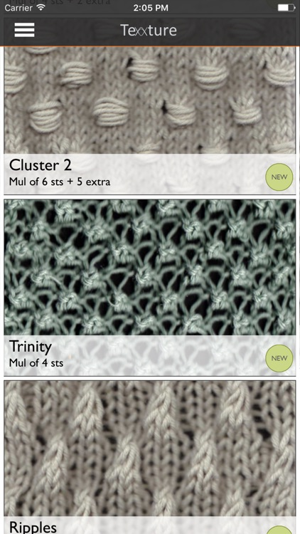 knit Texxture Preview