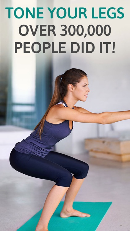 Butt workout: squat challenge