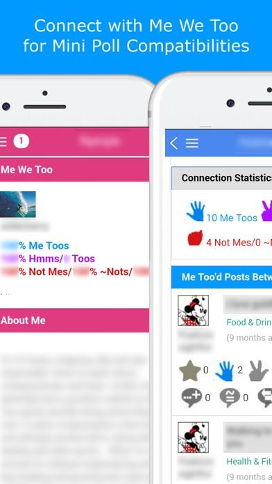 Friends Match Me - Dating App screenshot three