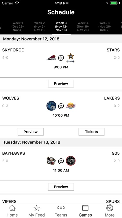 NBA G League