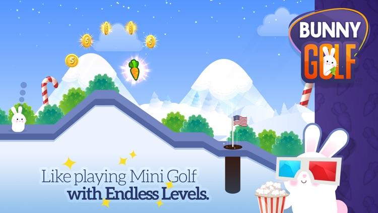 Bunny Golf Arcade