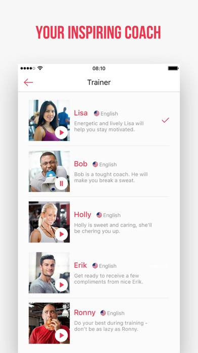 RUNNING for weight loss PRO app image