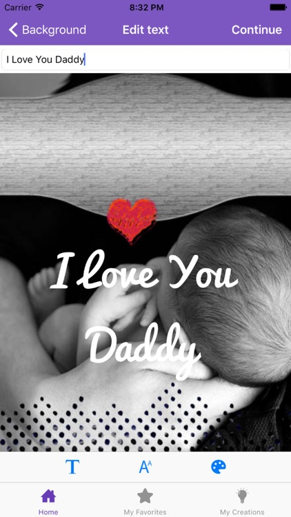 Fathers Day Quotes & Editor screenshot-4