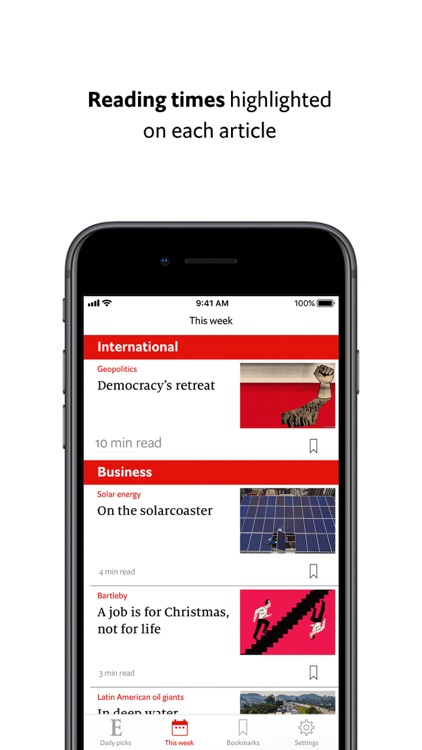 The Economist screenshot-5