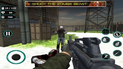 Frontier Survival: Z Killer screenshot 2