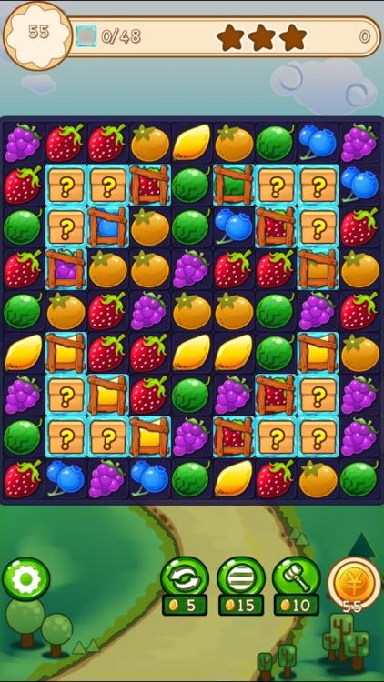 Fruit Pop Fun - Match 3 Games screenshot-6