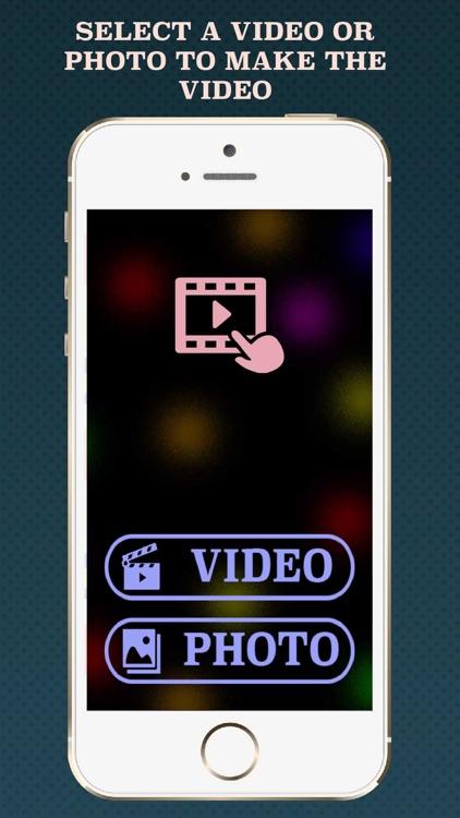 Kiss Cam video maker music screenshot-4