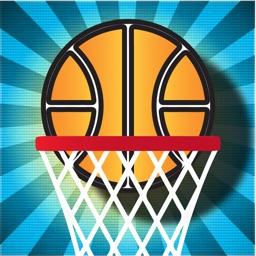 Dunk Hit Trick Basketball Shot