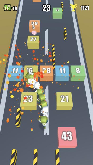 Running Zombies screenshot four
