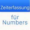 Zeiterfassung 2018 für Numbers