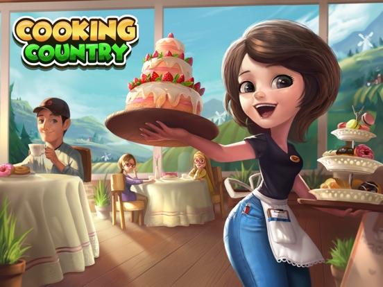 Игра Фермерская Кухня - Дизайн Кафе