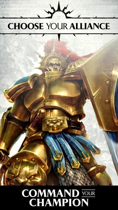 Warhammer AoS: Champions screenshot #3
