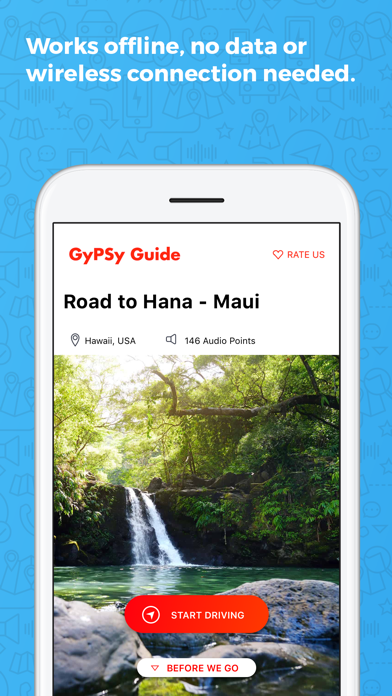 download Road to Hana Maui GyPSy Guide apps 3