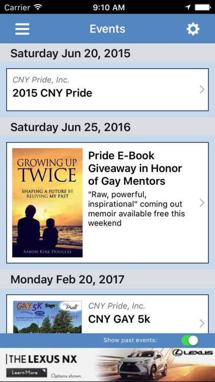 Central New York Pride