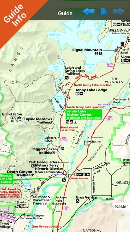 Grand Teton National Park - Standard screenshot-3
