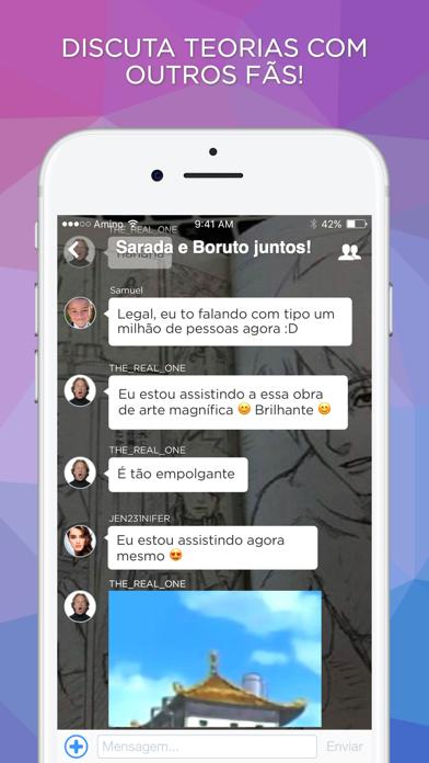 Amino para Boruto em Português-1