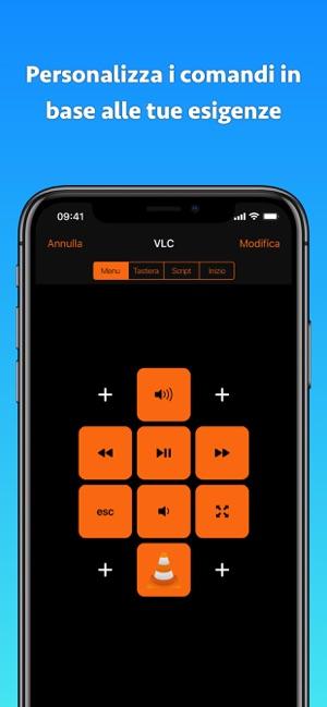 Telecomando per Mac Screenshot