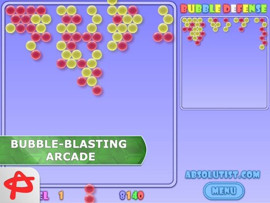Bubblez: Bubble Defense Full screenshot 2