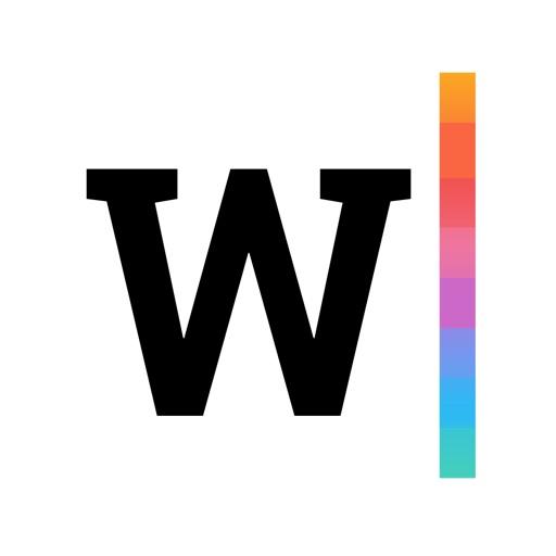 Creative Writer - words ∞ flow iOS App