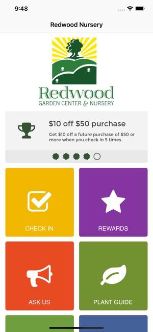 Redwood Nursery On The