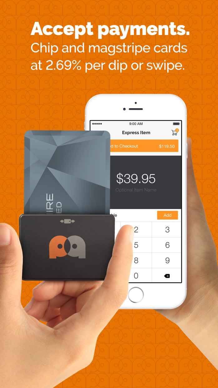 PayAnywhere - Point of Sale Screenshot