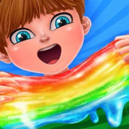 Rainbow Six Gallon Slime Jelly