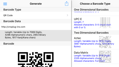 CNS Barcodeのおすすめ画像2