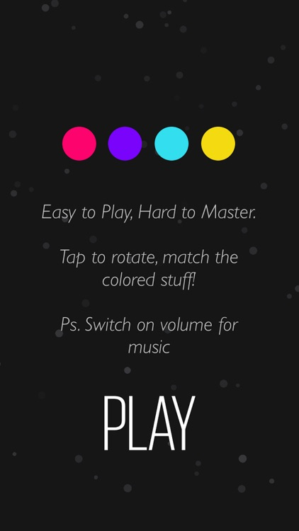 Color Circle - Tap to Switch