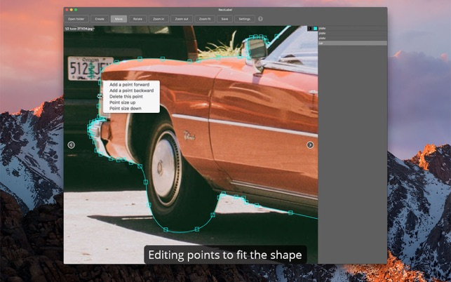 RectLabel for object detection on the Mac App Store