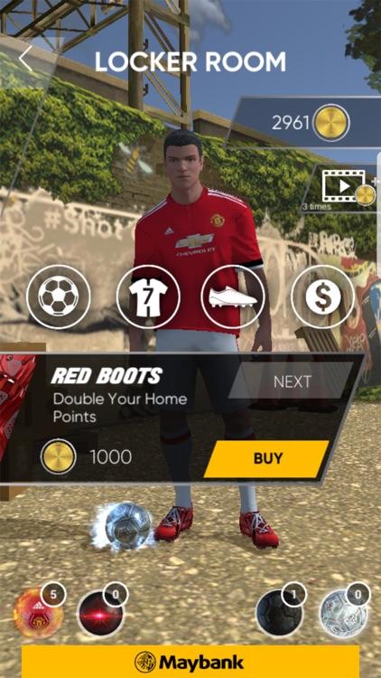 Maybank Football Fan screenshot-5