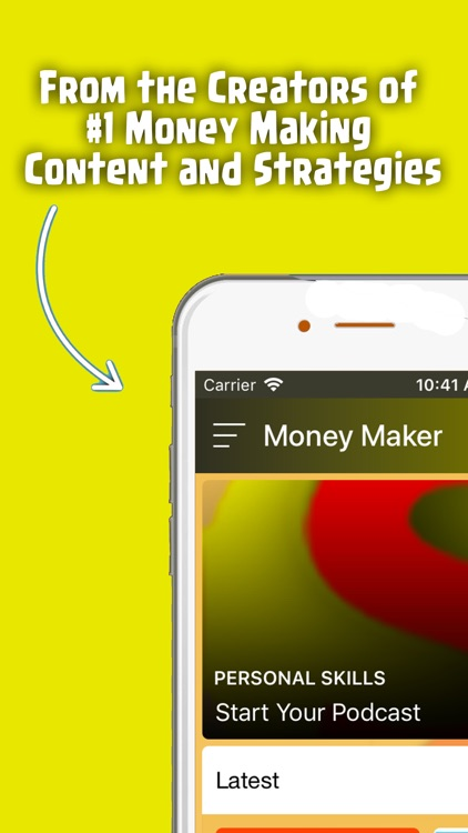 Make Money Online Top Strategy