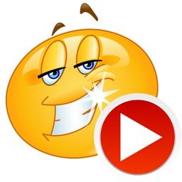 Funny Animated Emoji Stickers