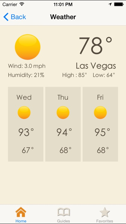 TravelVegas - Las Vegas Deals screenshot-4