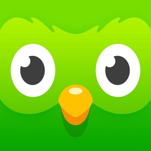 Duolingo application logo