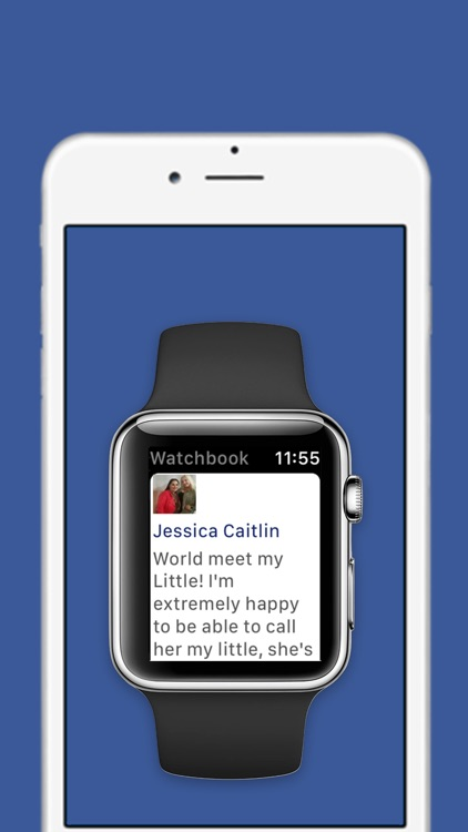 Watchbook - Watch for Facebook