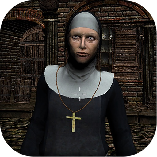 Haunted Granny House : The Nun Icon