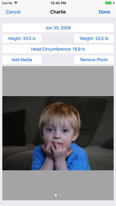 Growing Up review screenshots