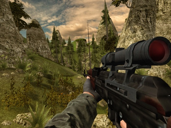 Jungle Sniper: Animal Shootingのおすすめ画像2