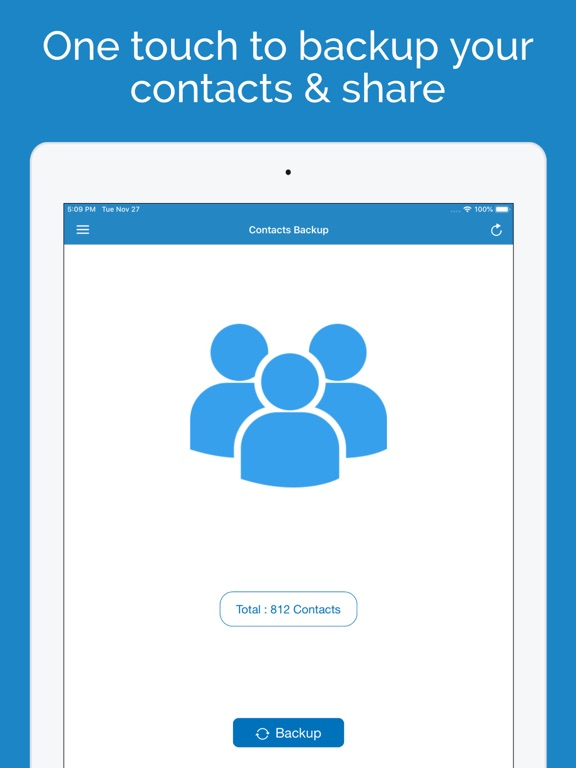 Contacts Backup Manager PRO | App Price Drops