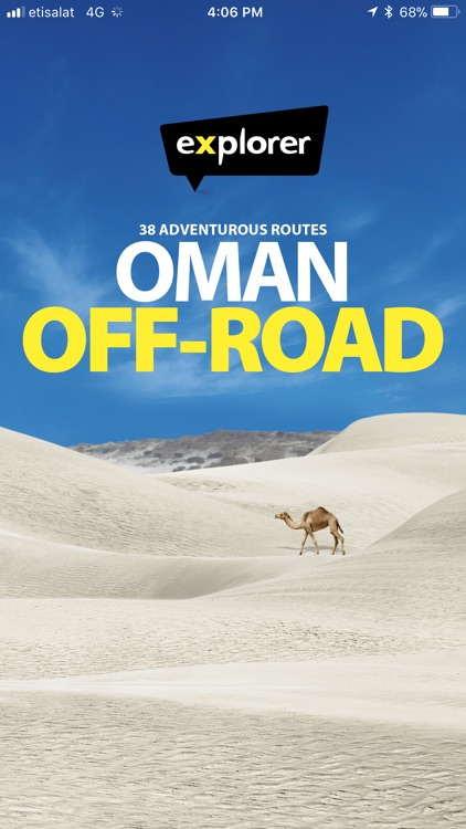 Oman Off-Road