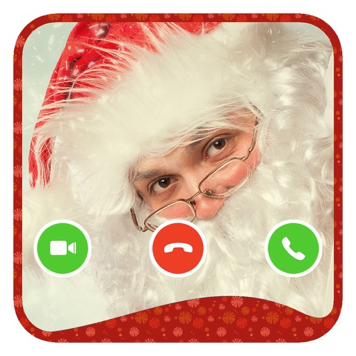 Call From Santa Claus Prank Icon