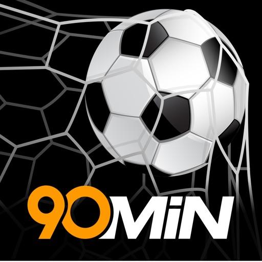90min - Live Scores & News