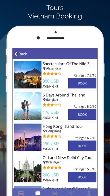 Booking by inVietnam screenshot-3